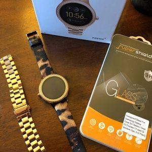 Women's Fossil Gen 3 Q Venture Smart Watch